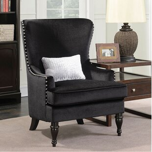 Canora Grey McMahon Wingback Chair