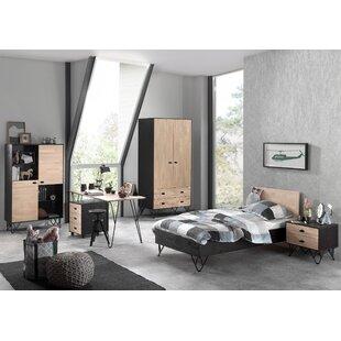 Review Elder 6 Piece European Single Bedroom Set