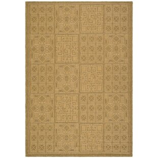 Herefordshire Gold Indoor/Outdoor Area Rug