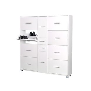Mahlum 50 Pair Shoe Storage Cabinet By Brayden Studio