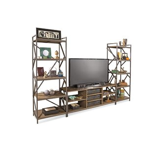 Great deal Olivas Entertainment Center for TVs up to 60 by Union Rustic Reviews (2019) & Buyer's Guide