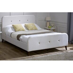 Ruby Upholstered Bed Frame By Mercury Row
