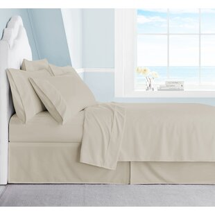 6 Piece Solid Color Sheet Set by Highland Dunes Coupon
