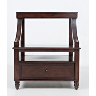 Price Check Beatrice 1 Drawer Nightstand By Three Posts