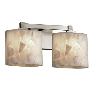 Rosecliff Heights Conovan 2-Light Vanity Light