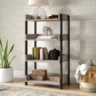 Look for Mordecai 52 Bookcase by Mistana Reviews (2019) & Buyer's Guide