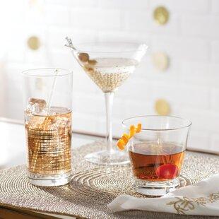 Conner 10 Oz. Martini Glass (Set of 4)