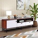 Dayshana TV Stand for TVs up to 65 by Latitude Run®