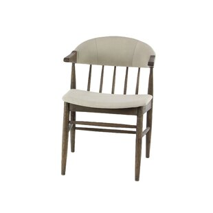 Union Rustic Abigail Traditional Solid Wood Dining Chair