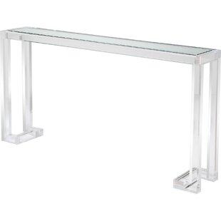 Interlude Ava Console Table