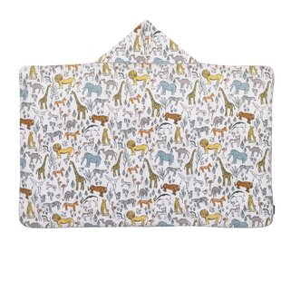 Wrisley Percale 100% Cotton Bath Towel