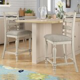 Charee Bar Stool (Set of 2) by Rosalind Wheeler
