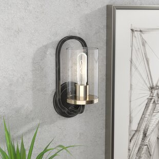 Inexpensive Kylee 1-Light Armed Sconce By Trent Austin Design
