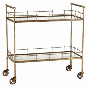 Lisbon Bar Cart