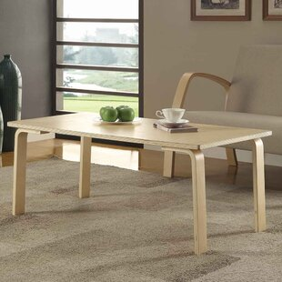 Rutan Coffee Table by Wrought Studio