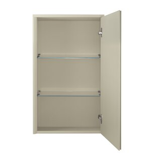 Brit 19.69 W x 33.46 H Wall Mounted Cabinet by Ronbow