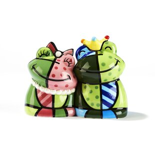 cheerful cool salt and pepper shakers. Frog Salt  Pepper Shaker And Combination Shakers Mills You ll