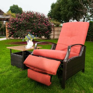 Bay Isle Home Goleta Patio Chair with Cus..