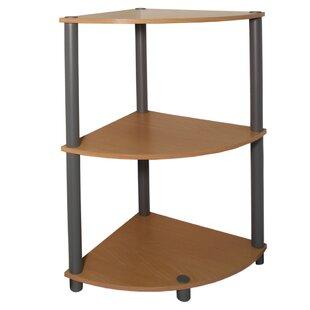 Mollie Corner Unit Bookcase by Zipcode Design