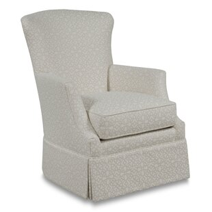 Lindsey Swivel Armchair by Fairfield Chair