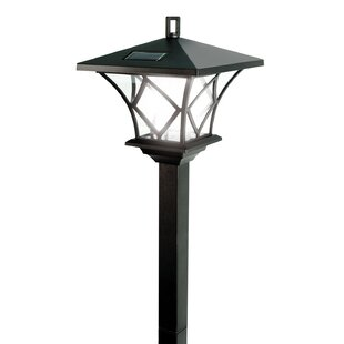 Affordable Solar Pole 1-Light 60.5 Post Light (Set of 15) By Ideaworks
