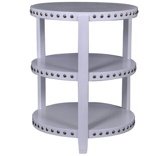 Coupon End Table by Crestview Collection