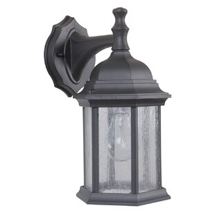 Frederica  Armed Sconce By Breakwater Bay Outdoor Lighting