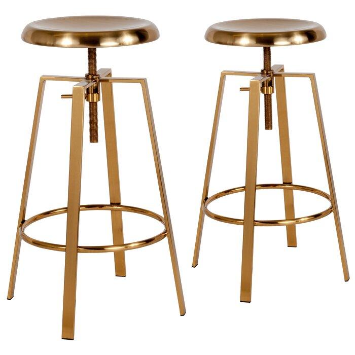 Remarkable Armes Adjustable Height Swivel Bar Stool Ncnpc Chair Design For Home Ncnpcorg