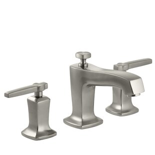 Margaux Widespread Bathroom Faucet with Drain Assembly by Kohler
