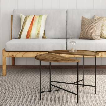 Corrigan Studio Antynanum Bunching Table Wayfair