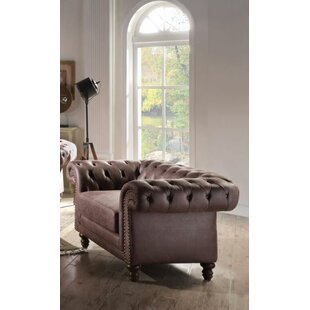 Top Reviews Januario Club Chair by Darby Home Co Reviews (2019) & Buyer's Guide