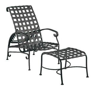 Woodard Ramsgate Adjustable Chair