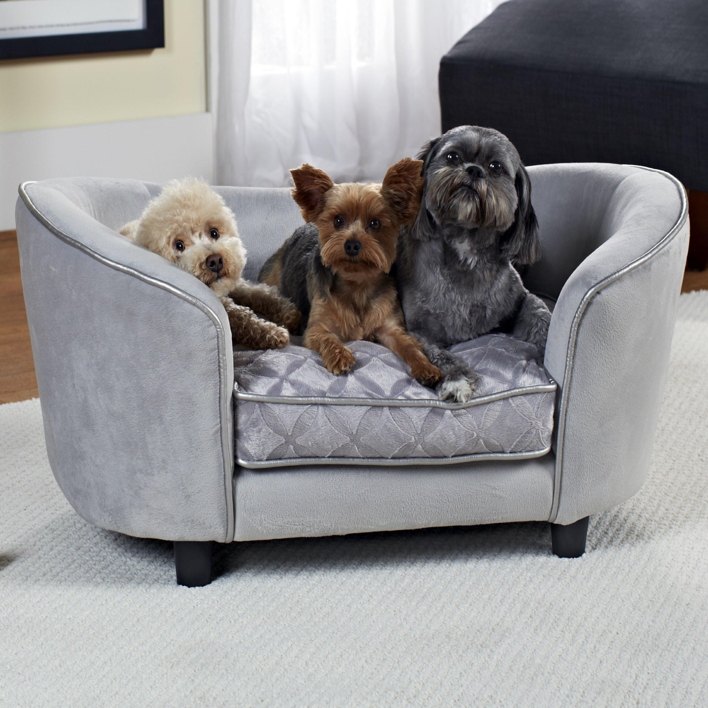 Archie Oscar Constantine Dog Sofa