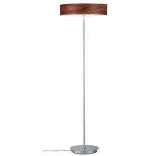 Remote control floor lamp wayfair neordic liska 142cm floor lamp aloadofball Choice Image