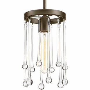 Brayden Studio Wiggs 1-Light Novelty Pend..