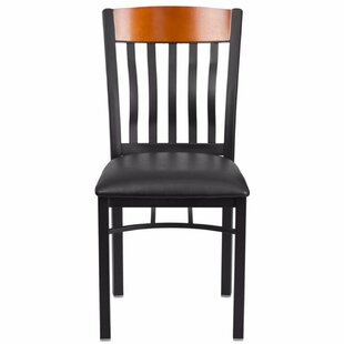 Ebern Designs Marcie Vertical Back Side Chair