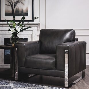 Low priced Olivarez Club Chair by Orren Ellis Reviews (2019) & Buyer's Guide