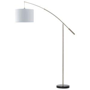 nadina 195cm reading floor lamp