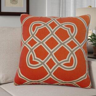 Kupfer Throw Pillow