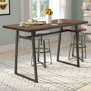 Narrow Trestle Kitchen & Dining Tables You\'ll Love in 2019 ...