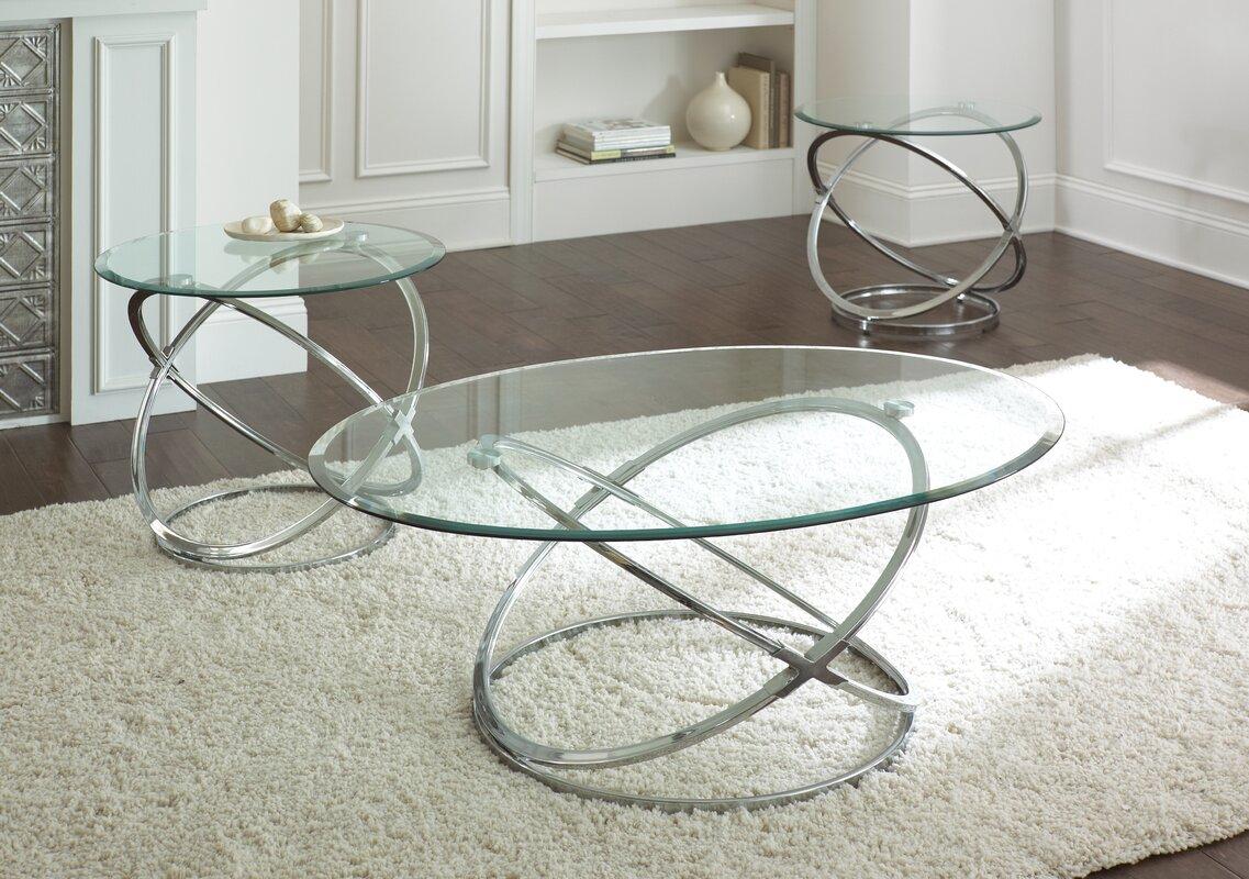 Ashley Down Coffee Table Set