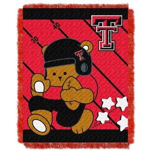 Shop For Collegiate Texas Tech Baby Throw ByNorthwest Co.