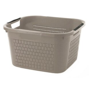 Laundry Basket By Rebrilliant