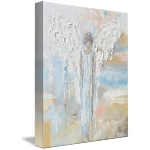Popular Angel Wings Canvas Artwork | Wayfair SH92