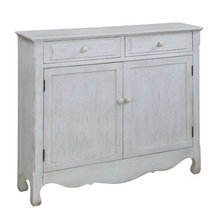 Cottage 2 Drawer Cupboard Accent cabinet