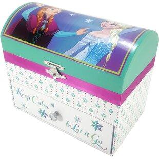 Frozen Musical Jewelry Box ByAshton Sutton