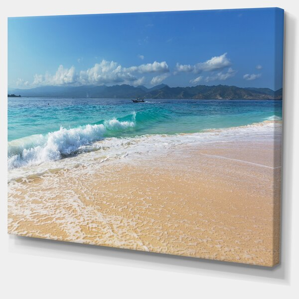 Large Beach Paintings Wayfair