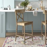 Nunley Adjustable Height Bar & Counter Stool by Gracie Oaks