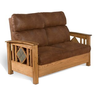 Framingham Stationary Standard Loveseat by Loon Peak Amazing