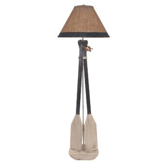 Medallion Lighting Revere 59 Floor Lamp Wayfair